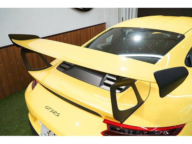 911GT3RS 後期型 クラブスポーツ 保証付ディーラー車(33枚目)