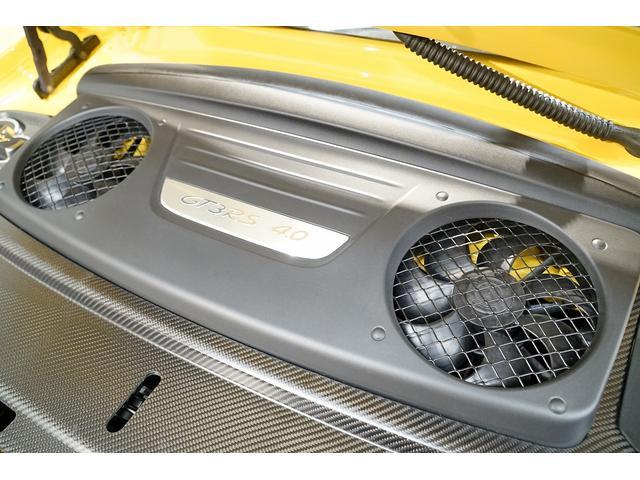 911GT3RS 後期型 クラブスポーツ 保証付ディーラー車(34枚目)
