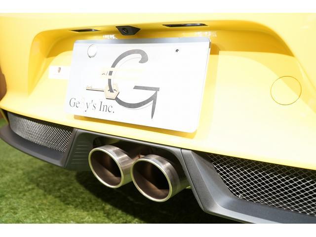 911GT3RS 後期型 クラブスポーツ 保証付ディーラー車(35枚目)