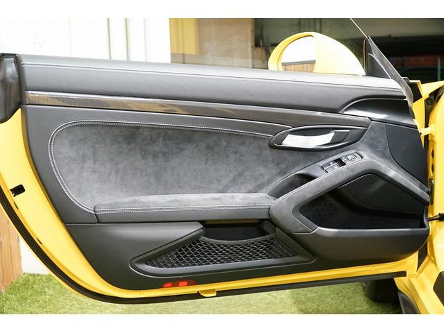 911GT3RS 後期型 クラブスポーツ 保証付ディーラー車(36枚目)