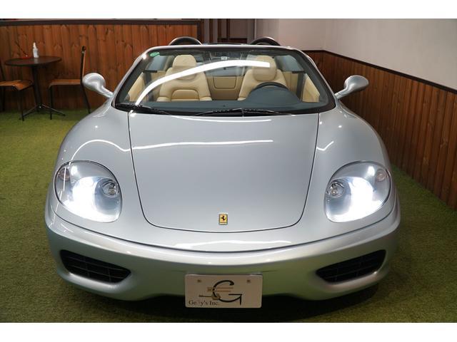 「フェラーリ」「360」「オープンカー」「東京都」の中古車7