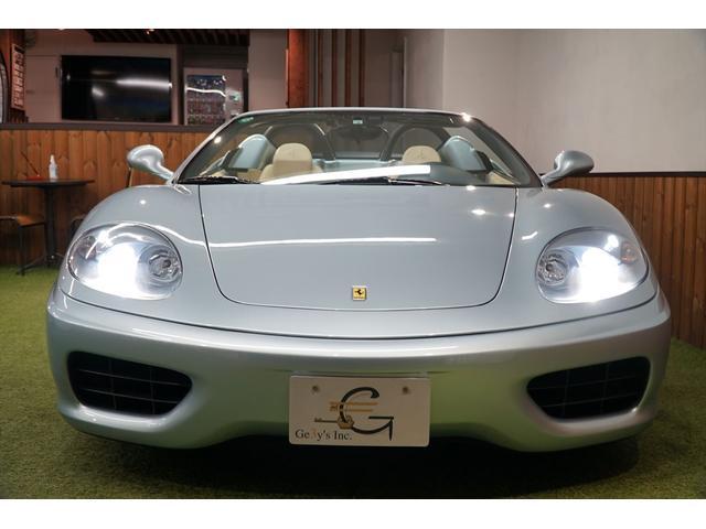 「フェラーリ」「360」「オープンカー」「東京都」の中古車8