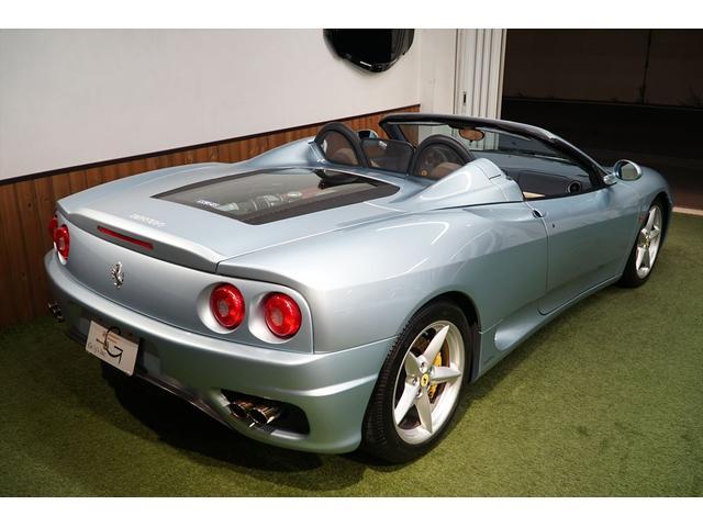 「フェラーリ」「360」「オープンカー」「東京都」の中古車9