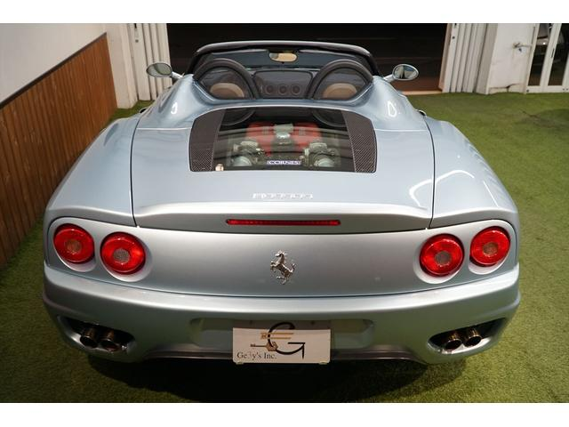 「フェラーリ」「360」「オープンカー」「東京都」の中古車11