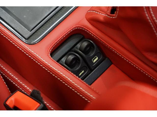 F1 ディーラー点検整備 記録簿付 ナビTVバックカメラ カーボンステアリング カーボンインテリア デイトナシート パワーシート シートヒーター 純正チャレンジタイプ19AW カーボンブレーキ ディーラー車(39枚目)