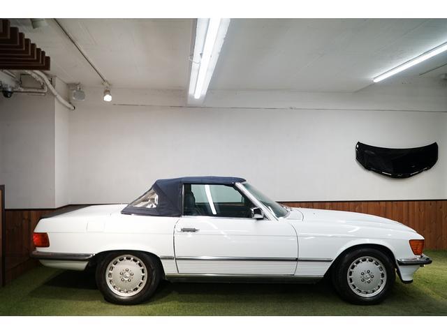 「メルセデスベンツ」「SLクラス」「オープンカー」「東京都」の中古車9