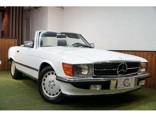 「メルセデスベンツ」「SLクラス」「オープンカー」「東京都」の中古車52