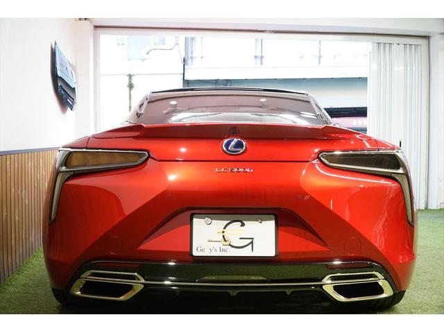「レクサス」「LC」「クーペ」「東京都」の中古車10