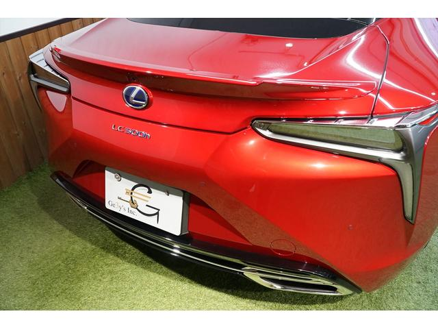 「レクサス」「LC」「クーペ」「東京都」の中古車27