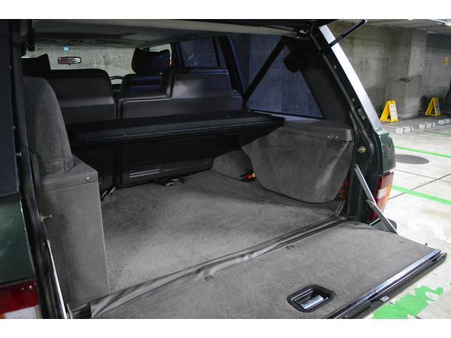 ランドローバー レンジローバー ベースグレード 3.9 90年代モデル