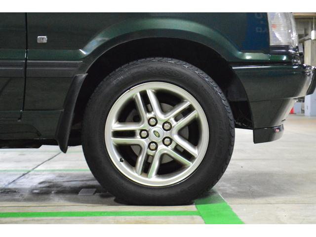 4.6 VOGUE 革シート ETC エアサス 4WD(19枚目)