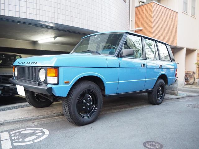 「ランドローバー」「レンジローバー」「SUV・クロカン」「東京都」の中古車35