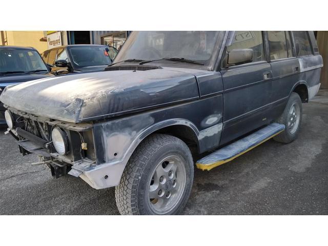 「ランドローバー」「レンジローバー」「SUV・クロカン」「東京都」の中古車40