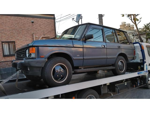 「ランドローバー」「レンジローバー」「SUV・クロカン」「東京都」の中古車43
