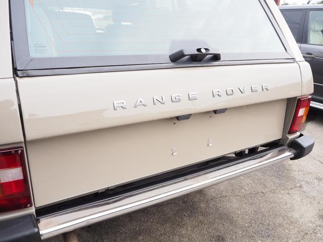 「ランドローバー」「レンジローバー」「SUV・クロカン」「東京都」の中古車49