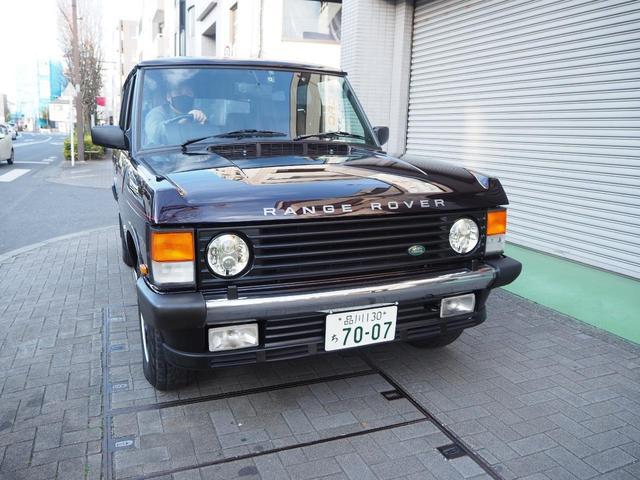 「ランドローバー」「レンジローバー」「SUV・クロカン」「東京都」の中古車8