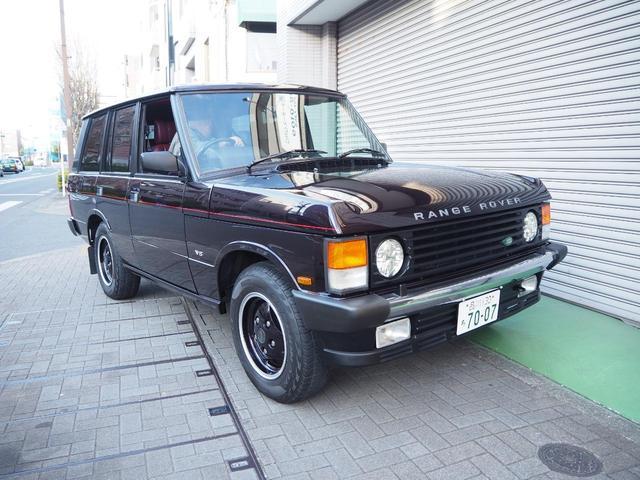「ランドローバー」「レンジローバー」「SUV・クロカン」「東京都」の中古車13