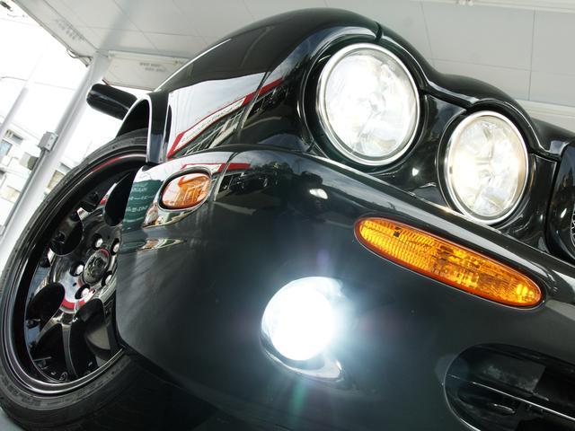 XJ スポーツ3.2-V8 19インチAW 社外マフラー(11枚目)