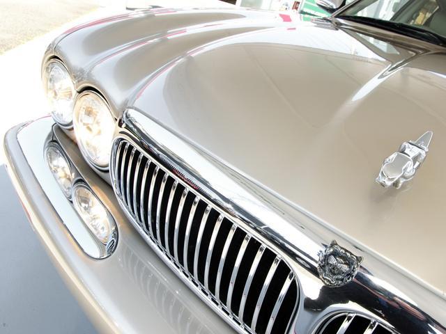 XJ エグゼクティブ3.2-V8 X308最終'02モデル(12枚目)