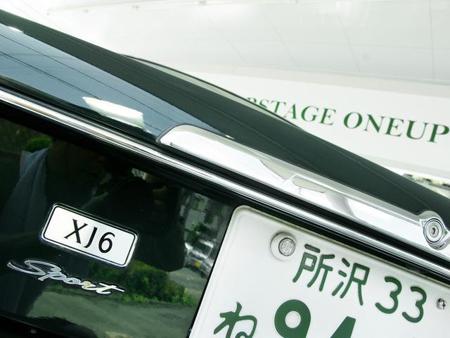 XJ6-4.0スポーツ XJ40限定車 フルノーマル 4.0リッター直6DOHC 純正16インチラティスアルミ レッド&シルバーコーチライン レッドテールレンズ イングリッシュツイード&レザーインテリア(26枚目)