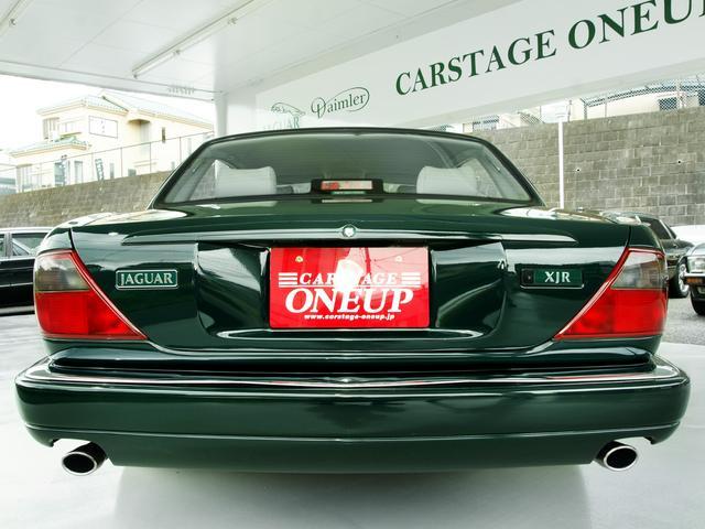 XJR 4.0スーパーチャージド 50台限定車アニバーサリー(17枚目)