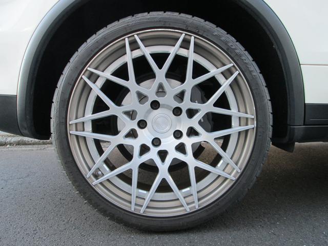 V6 左ハンドル スポーツクロノパッケージ サンルーフ シートヒーター スポーツテールパイプ パークアシスト オートマチックテールゲート BC FORGED22インチアルミ HDDナビ 地デジ バックカメラ(11枚目)