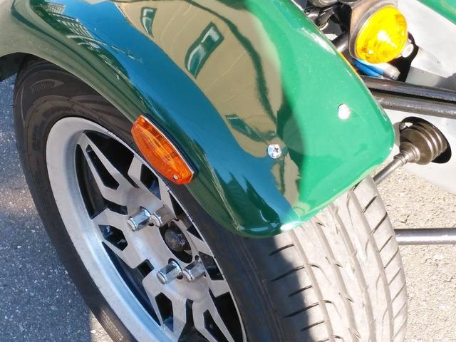「ケータハム」「ケータハム スーパー7」「オープンカー」「東京都」の中古車4