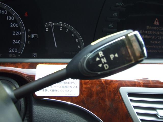 メルセデス・ベンツ M・ベンツ S350左H黒本革GSR純ナビBカメラPソナETC