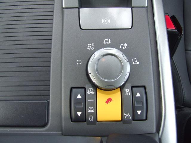 ランドローバー レンジローバースポーツ HSE4WD黒本革FRシートヒーターハーマンガードンサウンド