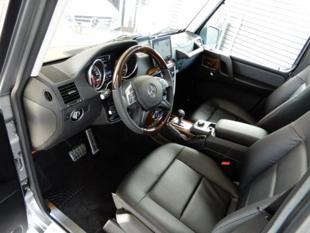 G550 ロング 4WD レーダーセーフティP&ラグジュP(12枚目)