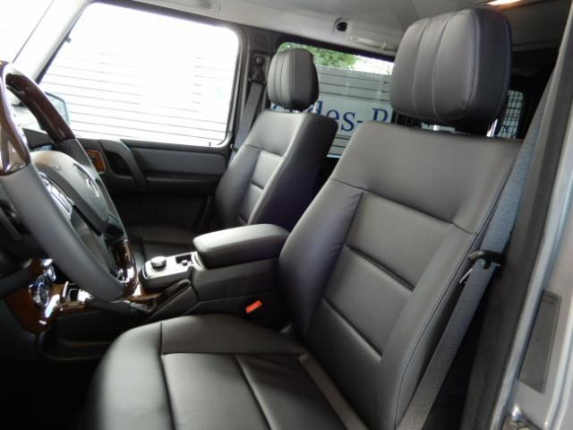 G550 ロング 4WD レーダーセーフティP&ラグジュP(13枚目)
