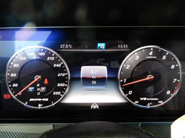 E63 4マチック+ 4WD セーフティ&EXP&ミーコネ(12枚目)