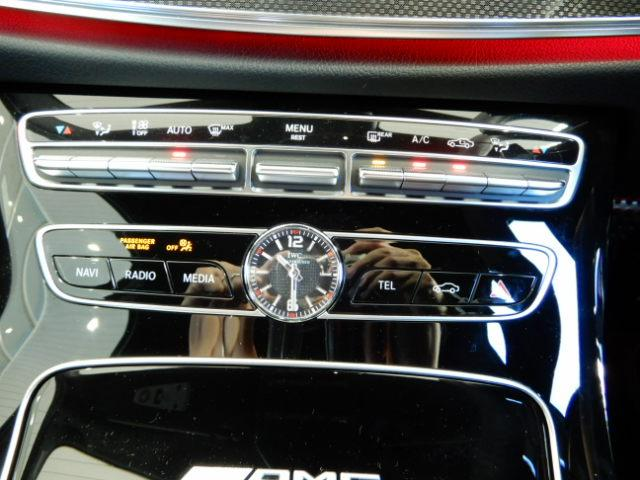E63 4マチック+ 4WD セーフティ&ミーコネクト(19枚目)