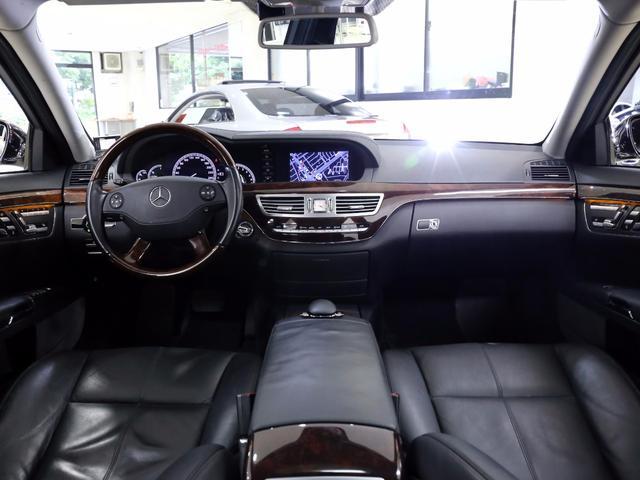 メルセデス・ベンツ M・ベンツ S500ロング後期スタイル ガラスSR社外20AW新品タイヤ