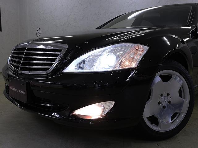 メルセデス・ベンツ M・ベンツ S550ロング SR ドラレコ セニアニリンレザーシート