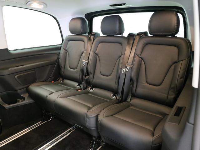 V220dセーフティ&レザーPKG新車保証360カメラ黒本革(17枚目)