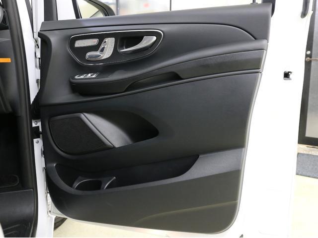 V220dセーフティ&レザーPKG新車保証360カメラ黒本革(18枚目)