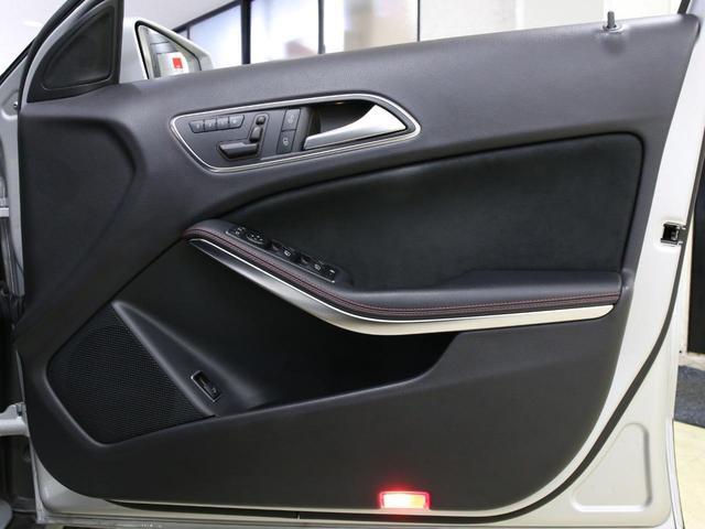 GLA180 スポーツ セール開催中 ベンツプロショップ 地デジ Bluetooth 前後センサー ECOSTOP シートヒータ PWシート キーレスゴー セーフティP 専用AW 電動リアゲート 純正ナビ 全車クレベリン施工(19枚目)