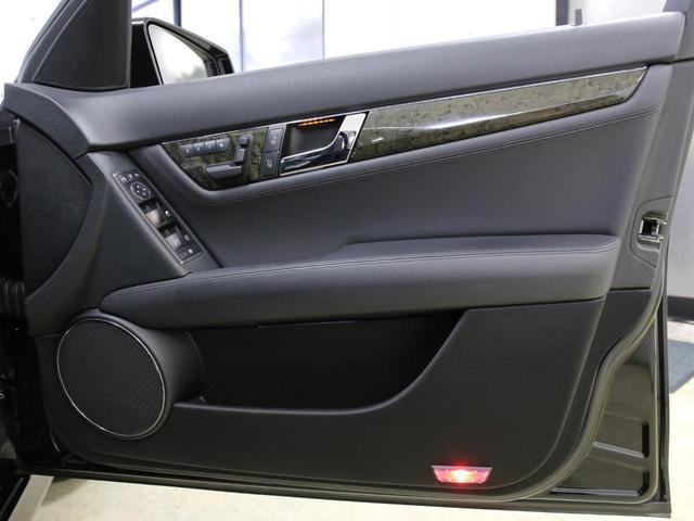 C250CGI BE ワゴンAVG中期型AMGスポーツP黒革(19枚目)