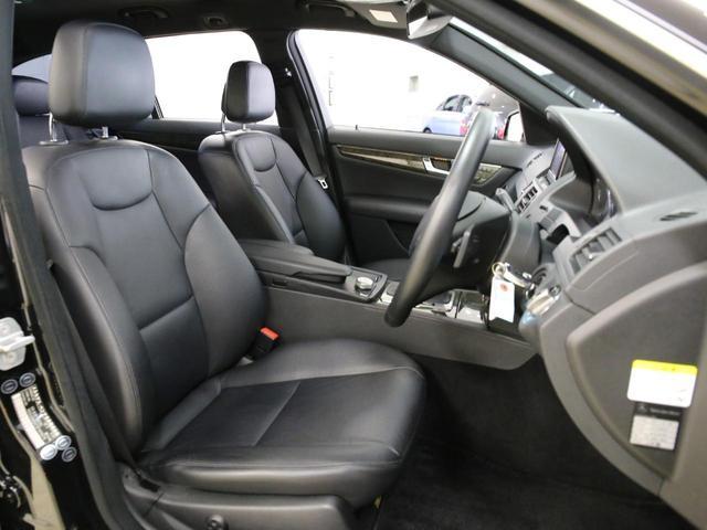 C250CGI BE ワゴンAVG中期型AMGスポーツP黒革(28枚目)