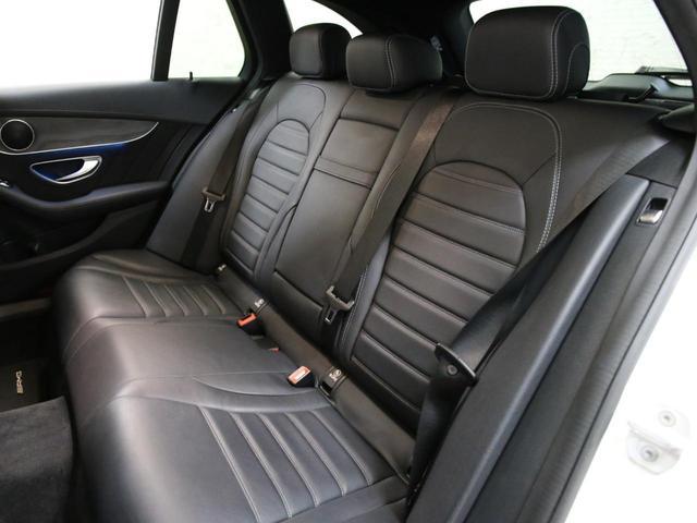 C200ワゴンスポーツ本革仕様セーフティ自動追従&駐車1オナ(15枚目)