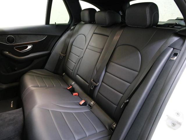 C200ワゴンスポーツセーフティP自動追従&駐車エアサス黒革(14枚目)