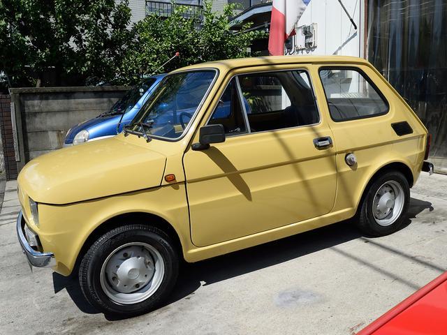 「フィアット」「フィアット 126」「コンパクトカー」「東京都」の中古車33