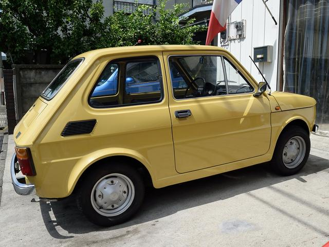 「フィアット」「フィアット 126」「コンパクトカー」「東京都」の中古車35
