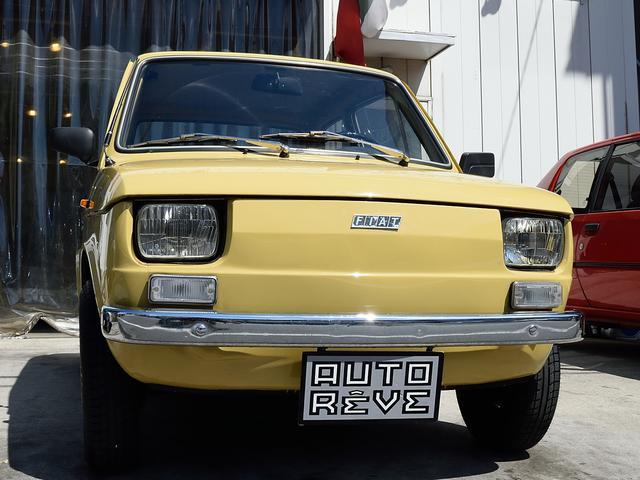 「フィアット」「フィアット 126」「コンパクトカー」「東京都」の中古車37