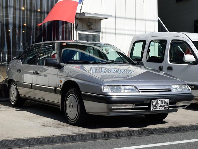 シトロエン シトロエン XM-S 初期型 左Hセルフセンタリング無し