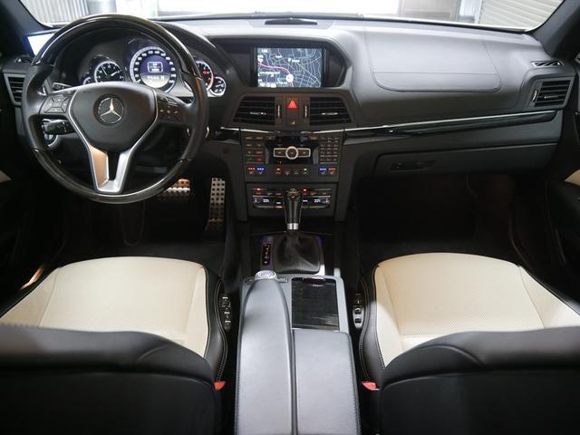 メルセデス・ベンツ M・ベンツ E550BEクーペAMGスポ 4.7左Hコンビ革 2年保証