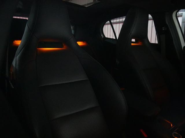 GLA250s AMGexcRSP 黒革パノラマR 2年保証(18枚目)