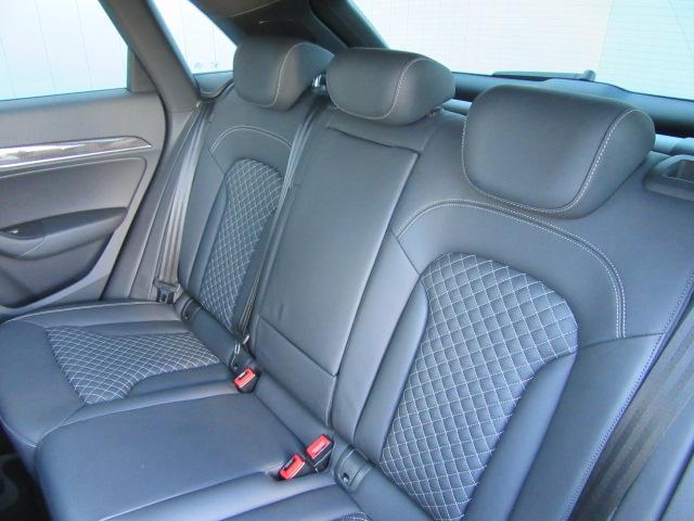 アウディ アウディ RS Q3 ベースグレード 左H ダイヤモンドステッチレザー 20AW