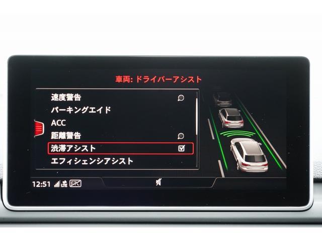 40TFSIスポーツ レザー LEDライト サラウンドカメラ(32枚目)